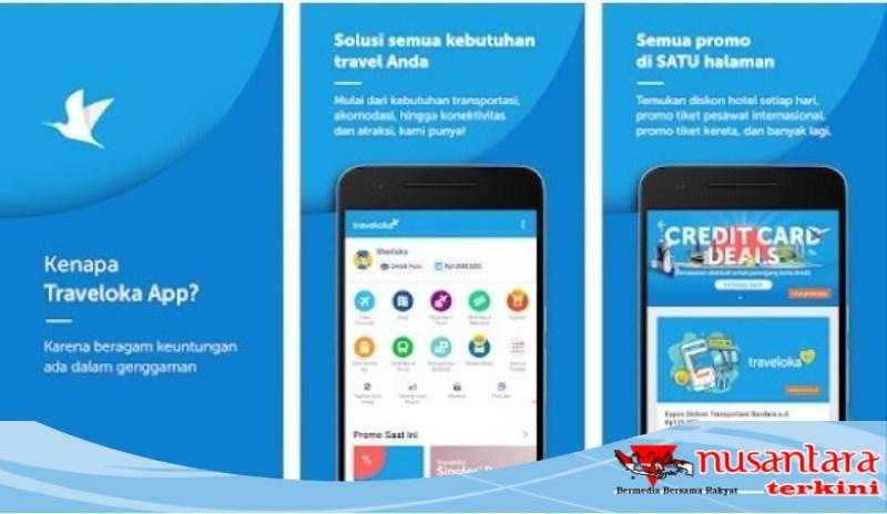 Manfaat Menggunakan Aplikasi Tiket Pesawat Murah Di Traveloka Traveling Nusantara Terkini